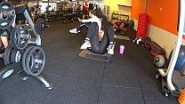 gym transparent yopa pants