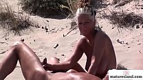 horny mature nudists watch more on maturesland.com