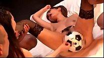 push football inside pussy